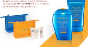 Shiseido My Summer Kit