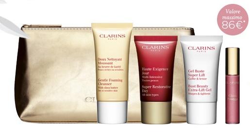 clarins beauty kit 3