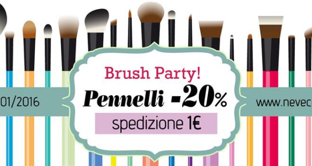 brush party Neve