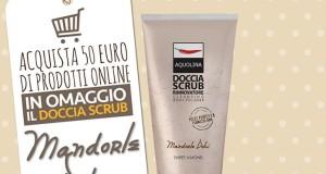 aquolina scrub doccia