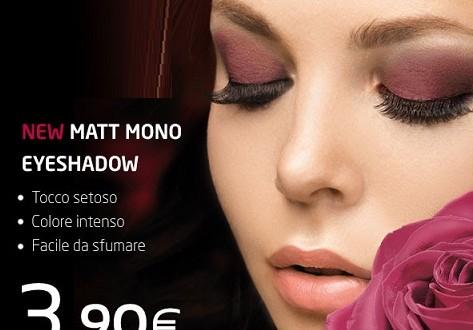 glossip make up matt mono eyeshadow
