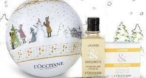 boule natalizia L'occitane