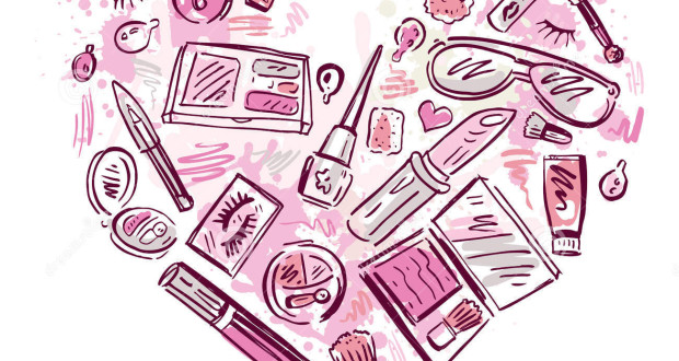 http://www.dreamstime.com/stock-photo-heart-makeup-products-set-cosmetics-hand-drawn-vector-illustration-image41813020