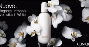 Clinique Aromatics in White