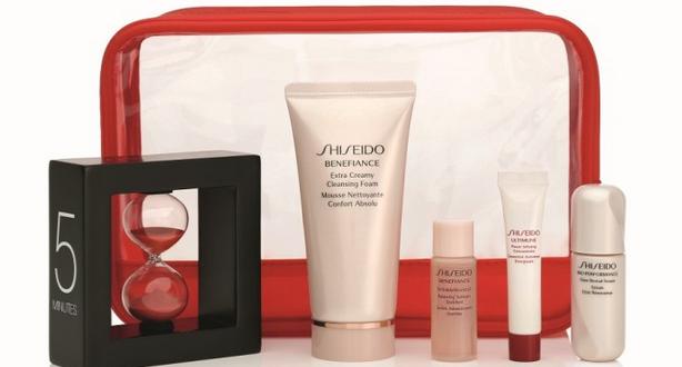 Time4Beauty shiseido