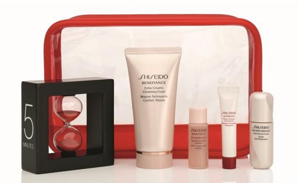 Time4Beauty shiseido 1