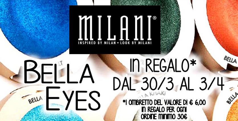 Bella Eyes milani