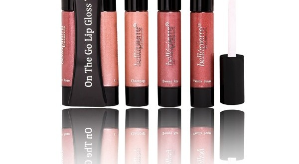 On the Go Lipgloss bellapierre