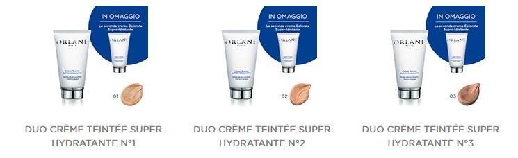 Orlane-Crème Teintée