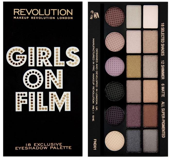 palette make up revolution london 1