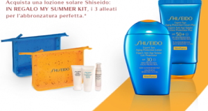 Shiseido My Summer Kit