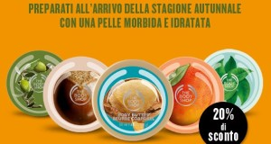 BURRI CORPO THE BODY SHOP