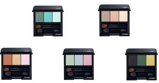 shiseido shiseido Luminizing Satin Eye Color Trio