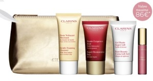 clarins beauty kit 3