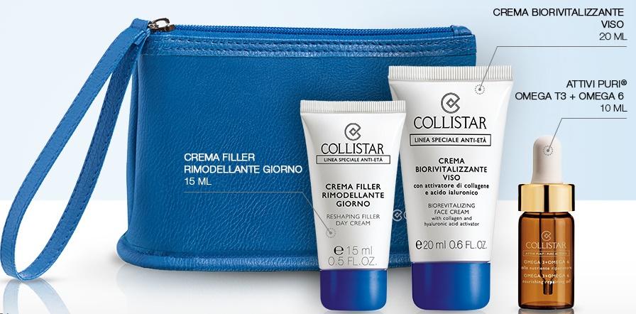 collistar beauty routine