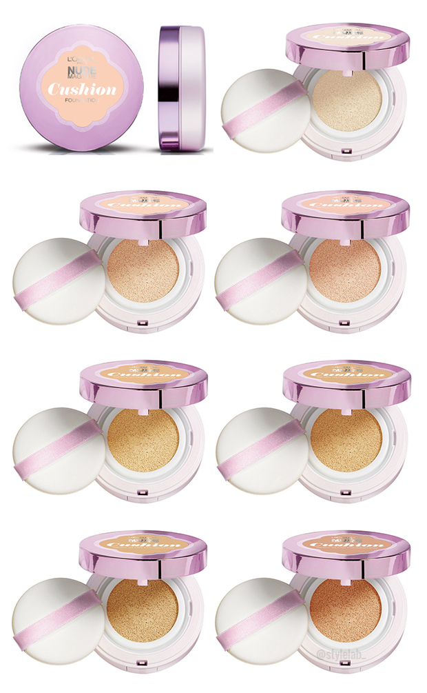 NUDE MAGIQUE CUSHION FOUNDATION 2