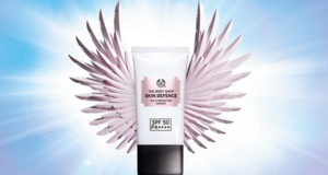 skin defence THE BODY SHOP